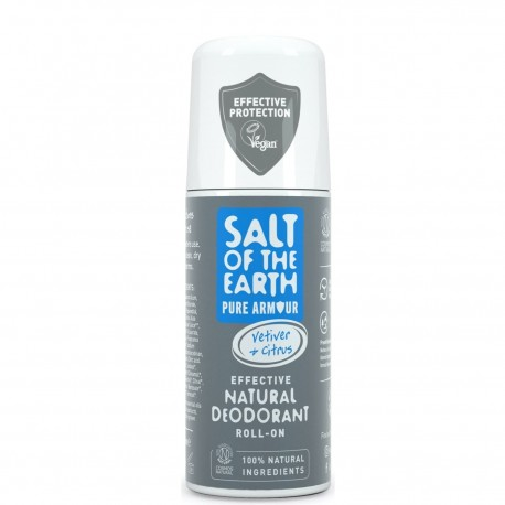 Salt of the Earth Pure Armour Deodorant roll-on pro muže